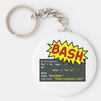 Batchman Keychain
