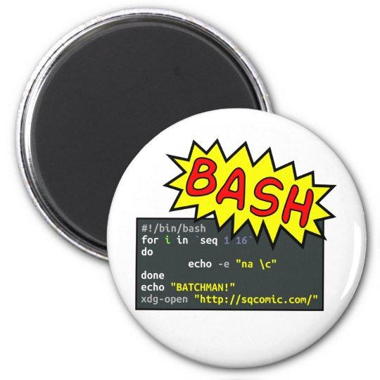 Batchman Magnet
