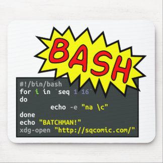 Batchman Mouse Pad