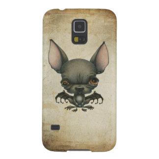 Batdog on Parchment Case For Galaxy S5
