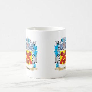 Bate Coat of Arms Coffee Mugs