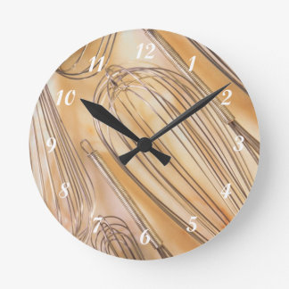 Bate Reloj Redondo Mediano