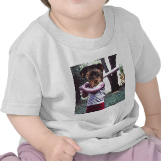 Bateador de Lil Camisetas
