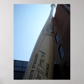 Bateador de Louisville Impresiones