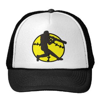 Bateador del softball gorra