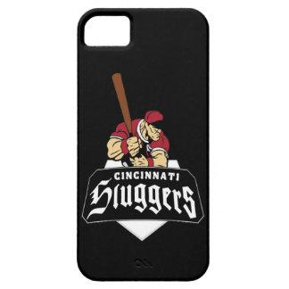 Bateadores de Cincinnati - caso 5S del iPhone 5 iPhone 5 Carcasas