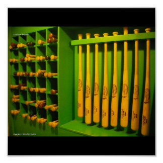 Bateadores de Louisville Posters