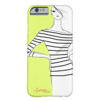 """""""Bateau"""" iPhone 6/6S case - Barely There"""
