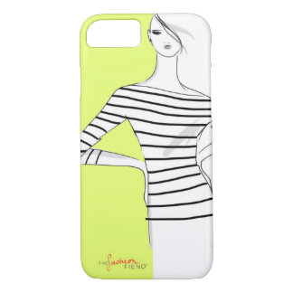 """""""Bateau"""" iPhone 7 case - Barely There"""