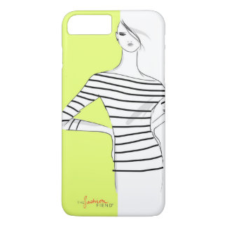 """""""Bateau"""" iPhone 7 Plus case - Barely There"""
