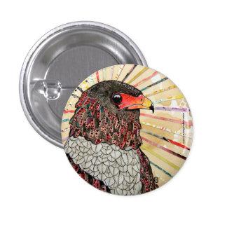 Bateleur Eagle Button
