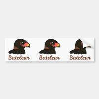 Bateleur Profile Bumper Sticker