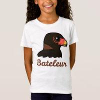 Bateleur Profile Girls' Fine Jersey T-Shirt