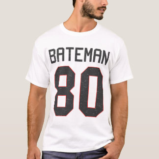 Bateman #80 Football Jersey T-Shirt