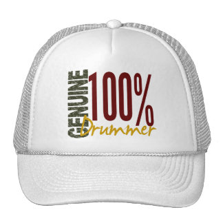 Batería auténtico gorra