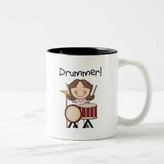Batería - camisetas y regalos femeninos tazas de café