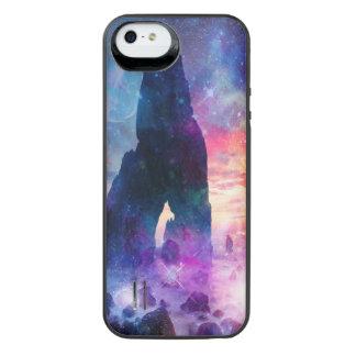 Batería Casee del iPhone de la ensenada del Funda Power Gallery™ Para iPhone 5 De Uncommon