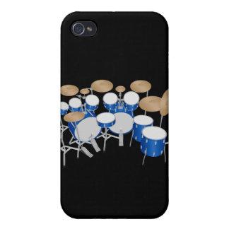 Batería de 10 pedazos: caso del iPhone 4 iPhone 4 Cárcasas