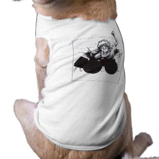 Batería Camiseta De Perrito
