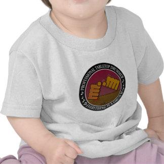 Batería tablero camiseta