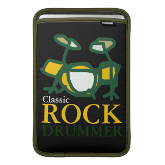 baterías clásicos de la roca fundas macbook air