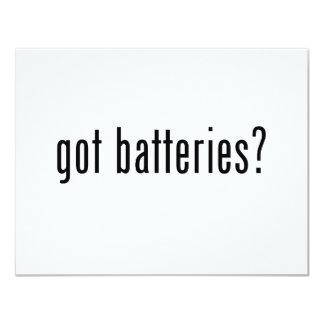 ¿baterías conseguidas? anuncios personalizados
