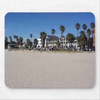 Baterías de la playa de Venecia Tapetes De Ratón