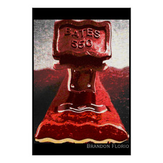 Bates 550 poster