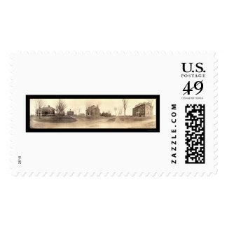Bates College Maine Photo Stamp