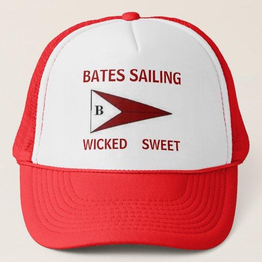 Bates Sailing Trucker Hat