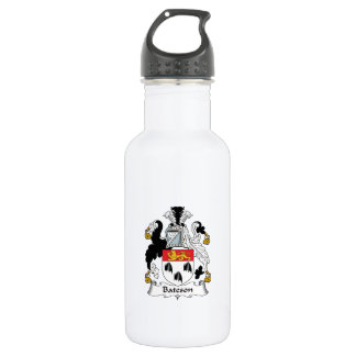 Bateson Family Crest 18oz Water Bottle