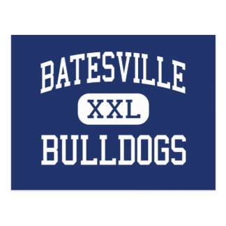Batesville Bulldogs Middle Batesville Post Card