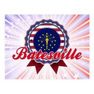 Batesville IN Post Card