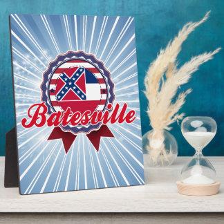Batesville ms placas con foto