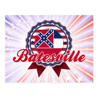Batesville MS Postcard