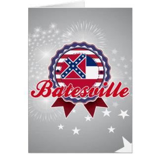 Batesville ms tarjeta