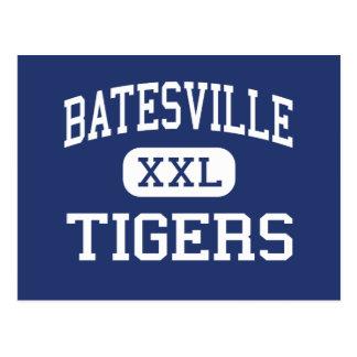 Batesville - tigres - joven - Batesville Postales