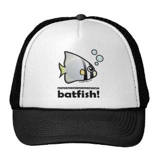 ¡Batfish del nananananananana! Gorro De Camionero