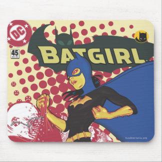 Batgirl Alfombrillas De Ratones