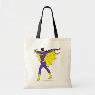 Batgirl Budget Tote Bag