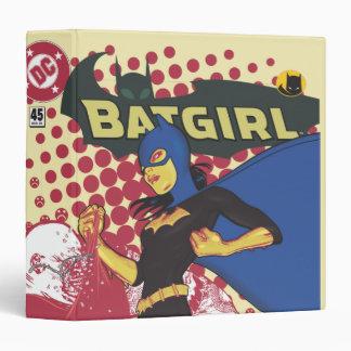 """Batgirl Carpeta 1 1/2"""""""
