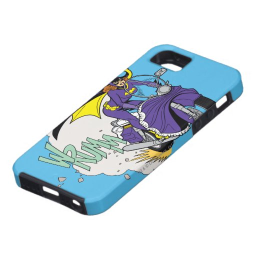 Batgirl Cycle iPhone SE/5/5s Case