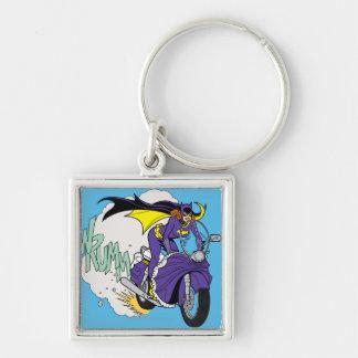 Batgirl Cycle Keychain