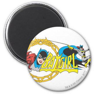 Batgirl Display Magnet