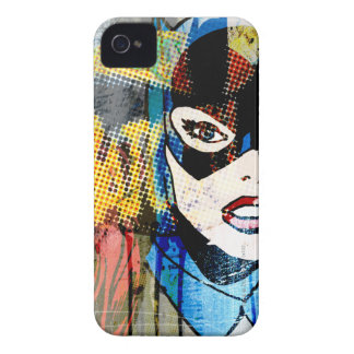 Batgirl Head Case-Mate iPhone 4 Case