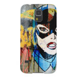 Batgirl Head Cases For Galaxy S5