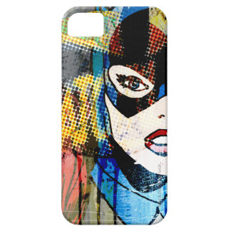 Batgirl Head iPhone SE/5/5s Case