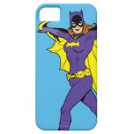 Batgirl iPhone 5 Cases