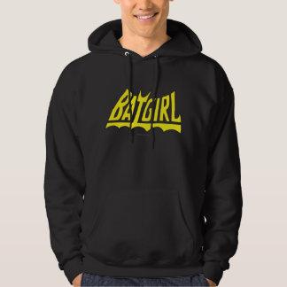 Batgirl Logo Hoodie