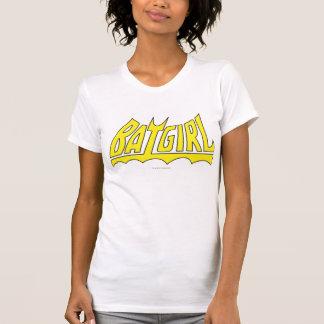 Batgirl Logo T Shirt
